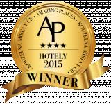 AP HOTELY 2015 - Kouzelná místa v ČR