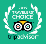 TripAdvisor Travellers' choice 2019