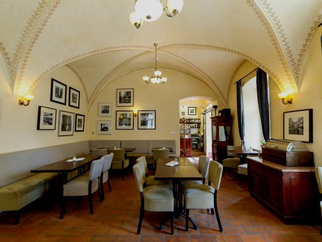 Restaurants  und Café