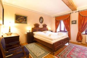 Hotel Krčínův dům pokoje