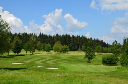 Stay & Play Golf in Šumava