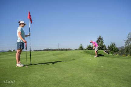 Golf & Český Krumlov - dvoudenní pobyt